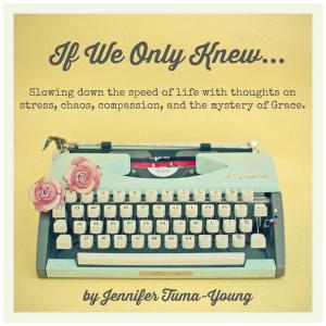 IfWeOnlyKnew-book